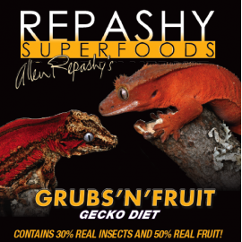 Repashy Grubs n Fruit Gecko Diet