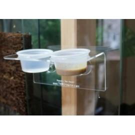 Acrylic Feeding Ledge